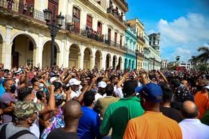 Troubles à Cuba : le régime cubain et Washington s'accusent mutuellement