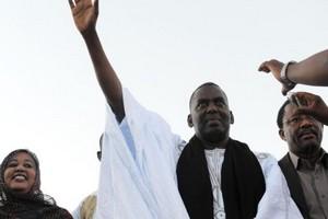 Le candidat Biram Dah Abeid : « je n'ai reçu aucune aide des hommes d'affaires »