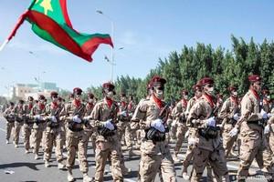 Une patrouille militaire mauritanienne objet de tirs de feu après s'être approchée d'une position défensive marocaine