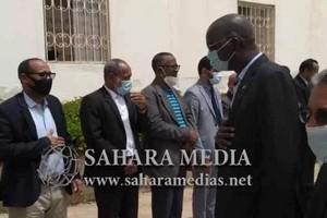 Le ministre de l'économie : « nous ferons des propositions concrètes pour développer économiquement la ville de Nouadhibou »