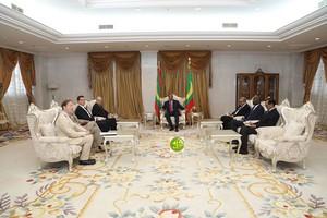 Un ministre britannique : « le partenariat entre la Mauritanie et le royaume uni va créer des emplois pour les mauritaniens »