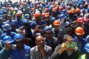Les délégués des travailleurs de la SNIM boycottent les commissions de la société et ses réunions