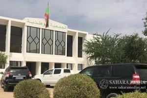 Les membres du gouvernement empêchés par des députés d'accéder au parlement