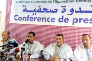 Mauritanie : annonces des personnalités chargées de désigner le candidat de l'opposition à la Présidentielle de 2019