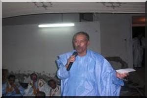 Droit de réponse aux propos du clre Oumar Ould Beibacar Par Ahmed Vall Ould Cheine dit Devaly