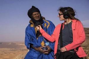 Reportage RFI. Après dix ans d'absence, les touristes reviennent fouler le sable de l'Adrar [PhotoReportage]