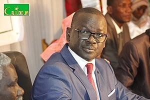 Entretien avec...Amadou Tidjane Diop, président du FRUD et membre du Conseil des présidents de la CVE*