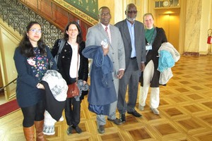 Rapport alernatif devant le Comité pour l'Elimination de la Discrimination Raciale (CERD) 95ème session (23 Avril – 11 Mai 2018) Genève