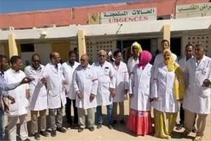 Mauritanie : nouvelles mesures destinées à renforcer la cadre humain pour faire face au coronavirus