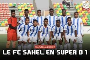 Le FC Sahel domine l'ADK Moderne (3-0) et rejoint Medine parmi l'élite
