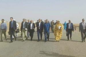 Douanes mauritanienne et algérienne examinent les mesures applicables à la frontière