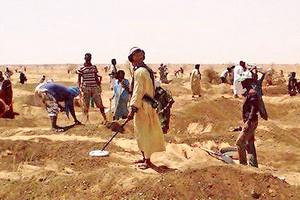 Mauritanie : trois mort dans l'éboulement d'un site d'orpaillage