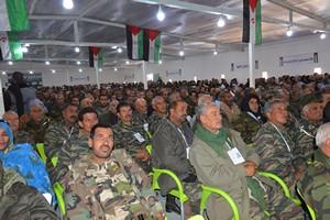 Ladji Traoré devant le 15e Congrès du Polisario :