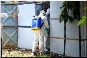 Ebola: contrôles renforcés en Mauritanie