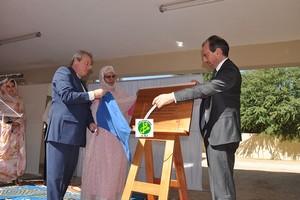 Inauguration de l'extension du lycée français de Nouakchott: Hommage à la Fondation Bouamatou