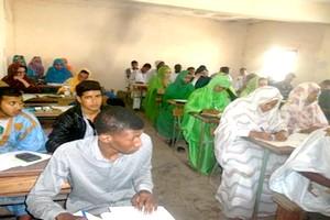 Mauritanie : la rentrée scolaire lundi prochain
