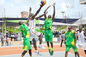 Elim CAN3×3 Africa Cup 2018 : Premières sorties prometteuses