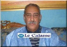 Ely Ould Mohamed Vall, chef de l'Etat entre 2005 et 2007 dans une interview exclusive... elyvall_cmjd
