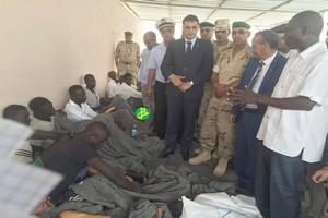 Mauritanie : 75 migrants illégaux arrêtés, 28 autres recherchés