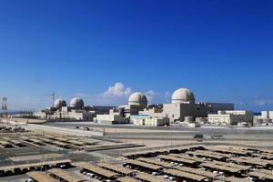 La première centrale nucléaire du monde arabe est entrée en service aux Émirats arabes unis
