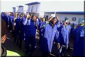 Mauritanie : vers une grأ¨ve des employأ©s de la SNIM