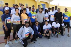 Communiqué de presse : Les employés de Tasiast soutiennent le Marathon International de Nouadhibou [PhotoReportage]