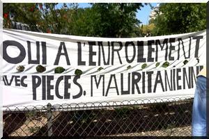 Diaspora mauritanienne de France et de l'OTMF: communiqué de presse