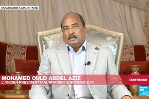 Vidéo. M. Ould Abdel Aziz, ancien président mauritanien :
