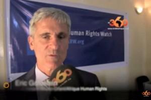 Vidéo. Mauritanie: Human Rights Watch critique la répression des militants des droits humains