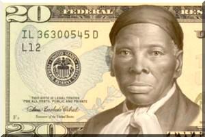 Etats-Unis : l'abolitionniste Harriet Tubman, première femme noire sur un billet vert