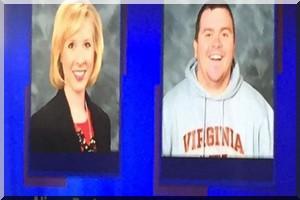 Etats-Unis: deux journalistes abattus en direct à la télévision, le tireur pourchassé