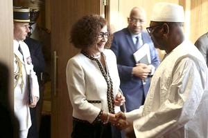 L'ambassadrice de France au Mali rappelée prématurément