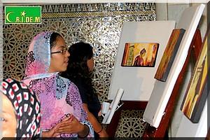 Khadijétou Mint Ismaïl fait ressurgir la mémoire de notre patrimoine culturel [PhotoReportage]