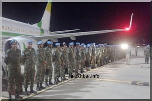 L'ONU rend hommage أ trois Casques bleus mauritaniens dأ©cأ©dأ©s au service de la paix