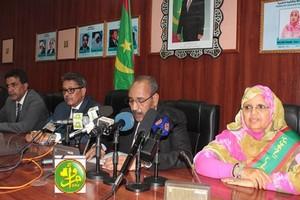 Mauritanie : nomination des secrétaires généraux des conseils régionaux