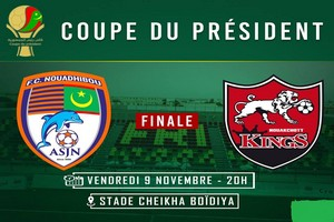 Coupe Nationale : FC Nouadhibou vs Nouakchott King's,ce vendredi