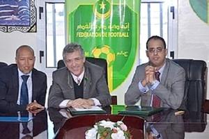 Arrestation du président de la Fédération espagnole de football : en 2014, Angel Maria Villar était à Nouakchott