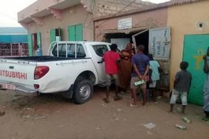 Un véhicule de la délégation du ministre de l'hydraulique fauche mortellement une femme à Aleg