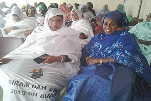 Mauritanie : Elles sont braves ces femmes au sein d'IRA-Mauritanie