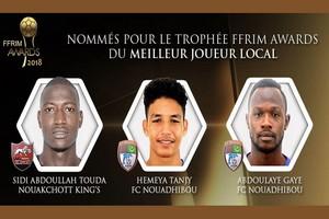 FFRIM AWARDS : Les nominés connus