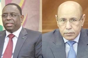 Sénégal: Macky Sall attendu en Mauritanie vers mi Février