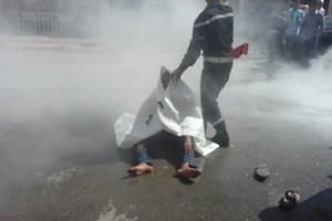 Un sénégalais s'immole devant la direction générale des douanes nationales