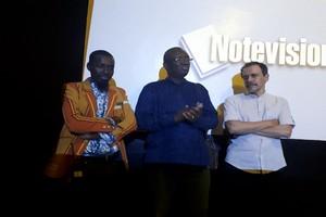 « Décolonisation », le film de Karim Miské en avant première dans les studios Holpac de Nouakchott