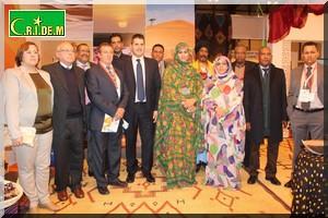 Mauritanie la mauritanie la foire internationale du tourisme de madrid photoreportage - Office de tourisme madrid ...