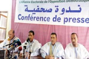 Mauritanie : l'opposition réclame un dialogue pour l'unité nationale