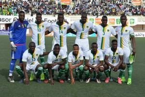 Elim CAN 2019: Mauritanie, la liste de Martins