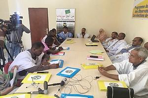 Elections présidentielles de 2019: For-Mauritania lance son programme de formation des observateurs