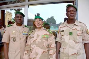 Force du G5 Sahel : Le nouveau commandant mauritanien prend fonction