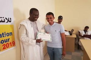 Les Professeurs DAHI Med Lemine et BA Abdoulaye Amadou forment les Observateurs pour For-Mauritania [PhotoReportage]