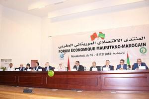 Démarrage des travaux du Forum économique mauritano-marocain